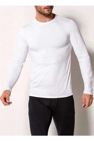 Upman Camiseta Masculina Térmica 146rt 01-Branca