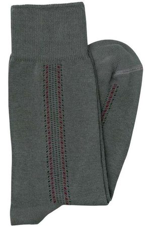 LUPO Meia 1210-186 Sportwear 8710-Chumbo