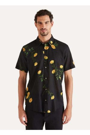 Reserva Homem Camisa Casual - Camisa Mc Estampada Salvador
