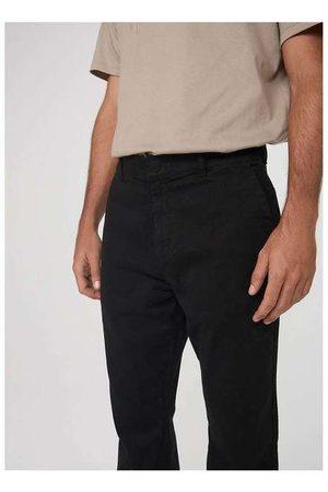 Hering Calça de Alfataria - Calça Masculina Taper em Sarja
