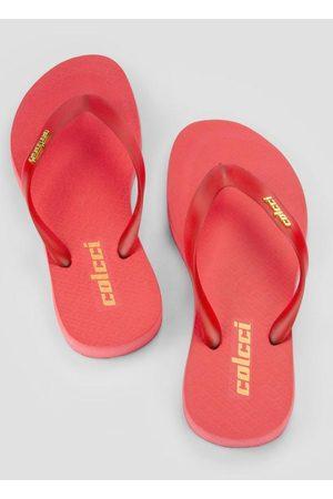 Colcci Mulher Sandálias - Sandália Candy Colors Vermelha