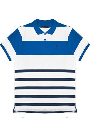 Rovitex Camisa Masculina Estampa Listrada