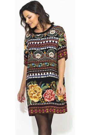 Gentleman Farmer T-Shirt Dress Brilho Tropical