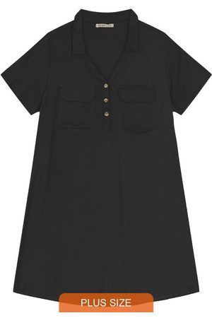 Secret Glam Vestido Feminino Plus Size