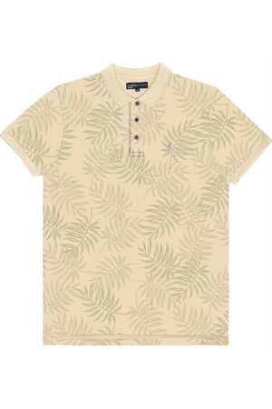 Rovitex Camisa Polo Masculina Estampada
