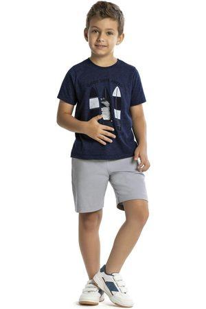 Trick Nick Conjunto Camiseta com Bermuda