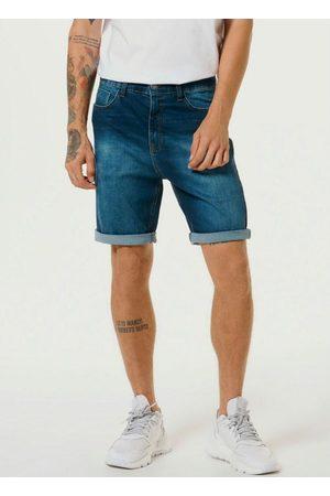 Hering Bermuda Masculina Jeans Tradicional -Claro