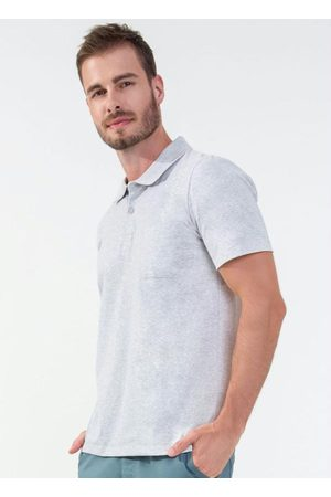 Rovitex Polo Masculina Básica Cotton
