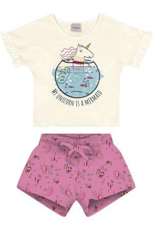 Rovitex Kids Menina Sets - Conjunto Infantil Aquário