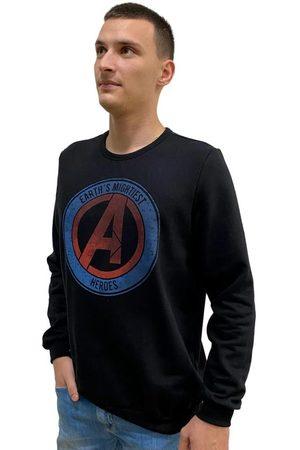Marvel Homem Moletom - Casaco Estampado em Moletom