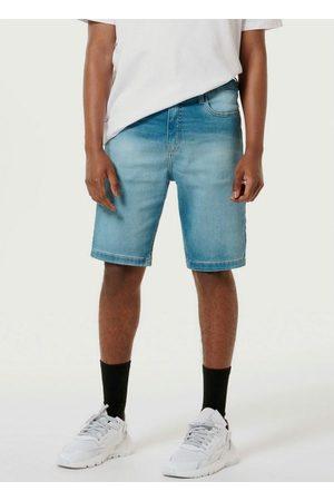 Hering Bermuda Masculina Jeans Tradicional -Escuro