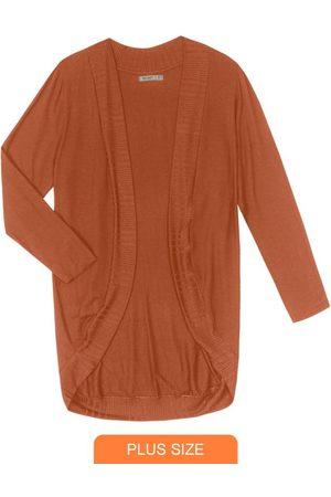 Secret Glam Cardigan Plus Size Feminino