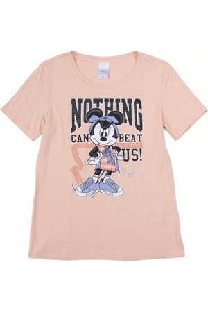 Disney Blusa Manga Curta Feminina