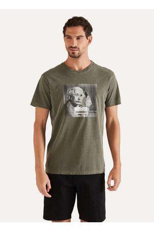 Reserva Camiseta Estampada Pergunta 2.0