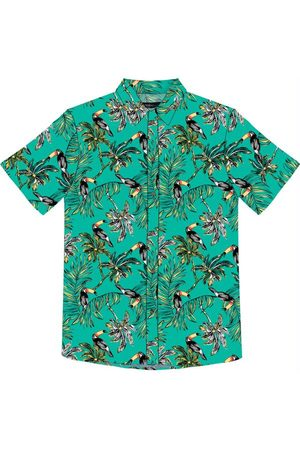 Rovitex Camisa Masculina Tropical