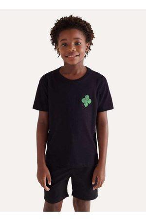 Reserva Mini Camiseta Mini Pf Estampada Sorte Costas