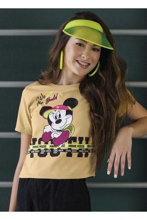 Disney Blusa Estampada com Aviamento