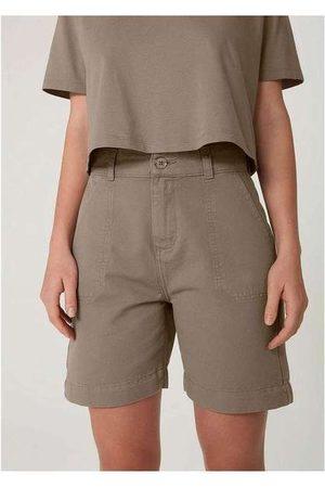 Hering Shorts Feminino em Sarja Alfaiatado