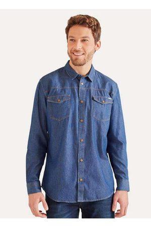 Reserva Camisa Jeans Western Arraial