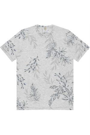 Rovitex Camisa Estampada Meia Malha