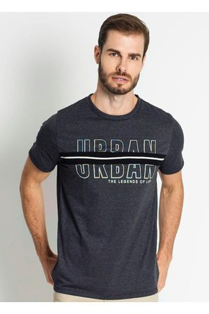 Rovitex Homem Camisa Manga Curta - Camisa Masculina Estampada Urban