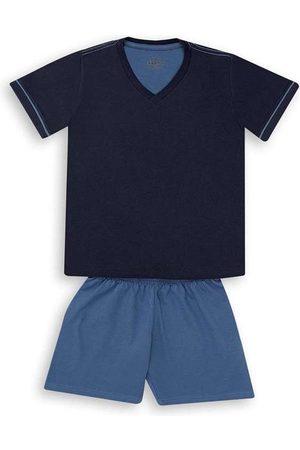 LUPO Pijama Masculino Curto 28000-001 2816- -Ma