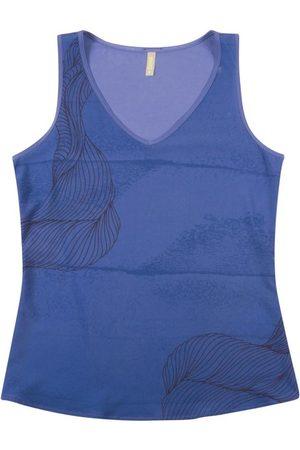 Cativa Blusa com Decote V Estampada