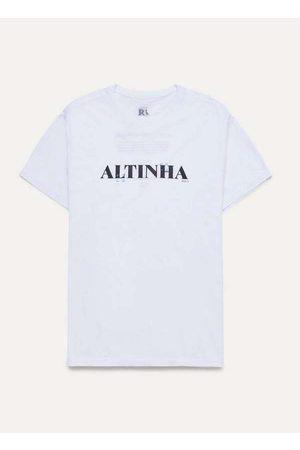 Reserva Camiseta Pf Estampada Altinha