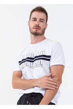 Rovitex Camisa Masculina Estampada Urban