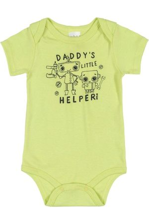 Up Baby Body Bebê Manga Curta Menino