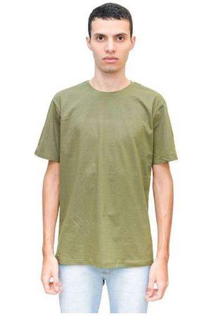 Sandro Moscoloni Camiseta Basic Polo State Algodão Musgo Gree
