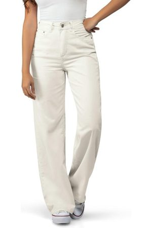 Angel Calça Pantalona Sarja