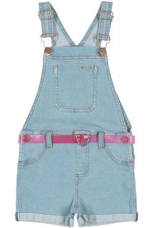 Up Baby Jardineira Infantil em Jeans