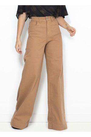 Colcci Calça Sarja Pantalona