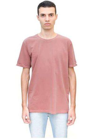 Sandro Moscoloni Camiseta Basic Polo State Algodão Vermelha Estonad