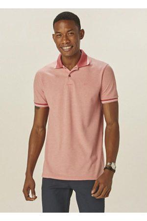 Malwee Camisa Rosê Polo em Piquê Sustentável