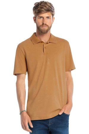 ENFIM Homem Camisa Formal - Camisa Polo Slim e Malha