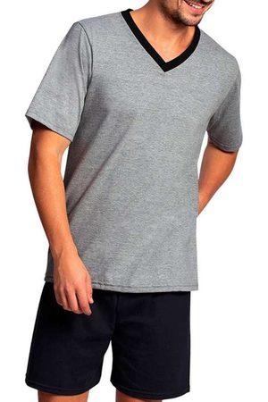 LUPO Homem Pijamas - Pijama Masculino Curto 28800-001 8000- -M