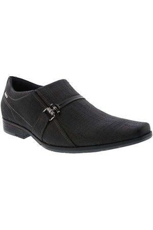 PEGADA Homem Calçado Social - Sapato Social Texturizado Couro