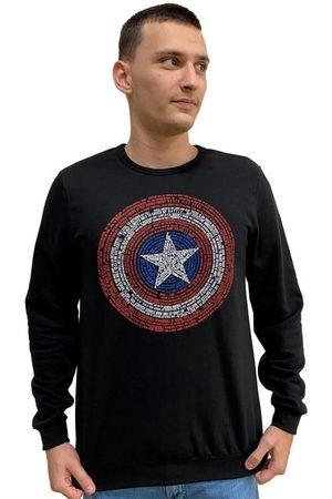 Marvel Homem Casacos - Casaco Masculino Adulto Estampado