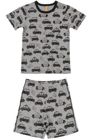 Up Baby Pijama Curto Infantil Menino