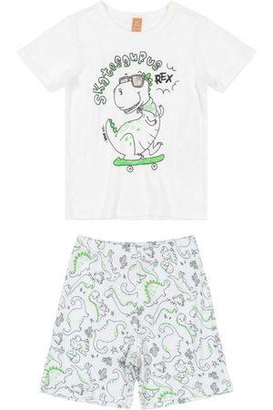 Up Baby Pijama Infantil Manga Longa