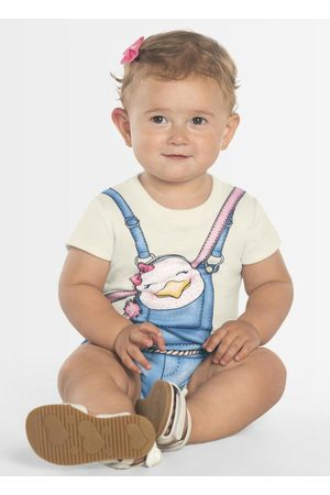 Rovitex Kids Macaquinho Infantil Jardineira