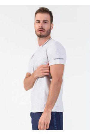 Rovitex Camisa Masculina Gola Retílinea
