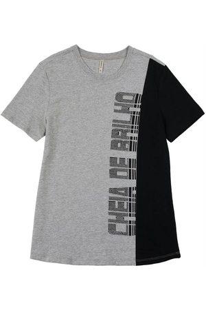 Habana T-Shirt em Meia Malha com Aplicação