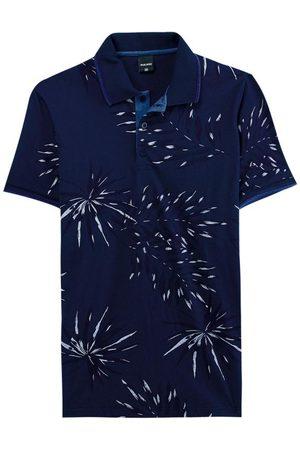 Malwee Camisa Marinho Polo Tropical Slim