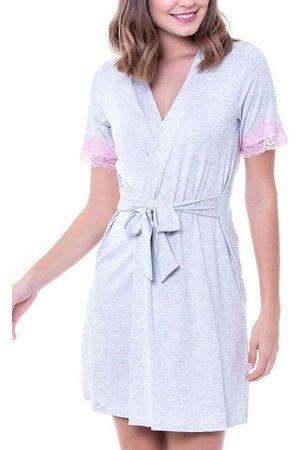 Podiun Robe Feminino Curto 227042 Mescla