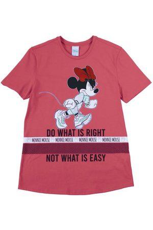 Disney Blusa com Aplicação de Fóil