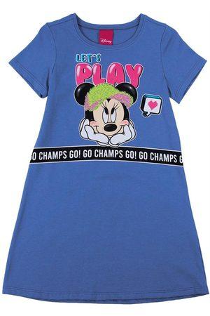 Disney Vestido Curto Estampado