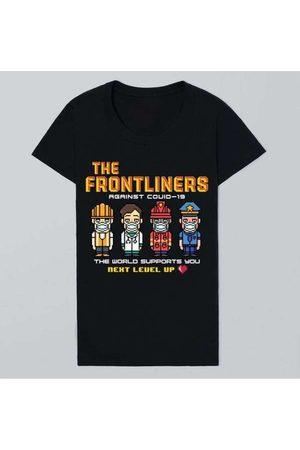 Reserva Camiseta Fem The Frontliners 4 Casual Pret